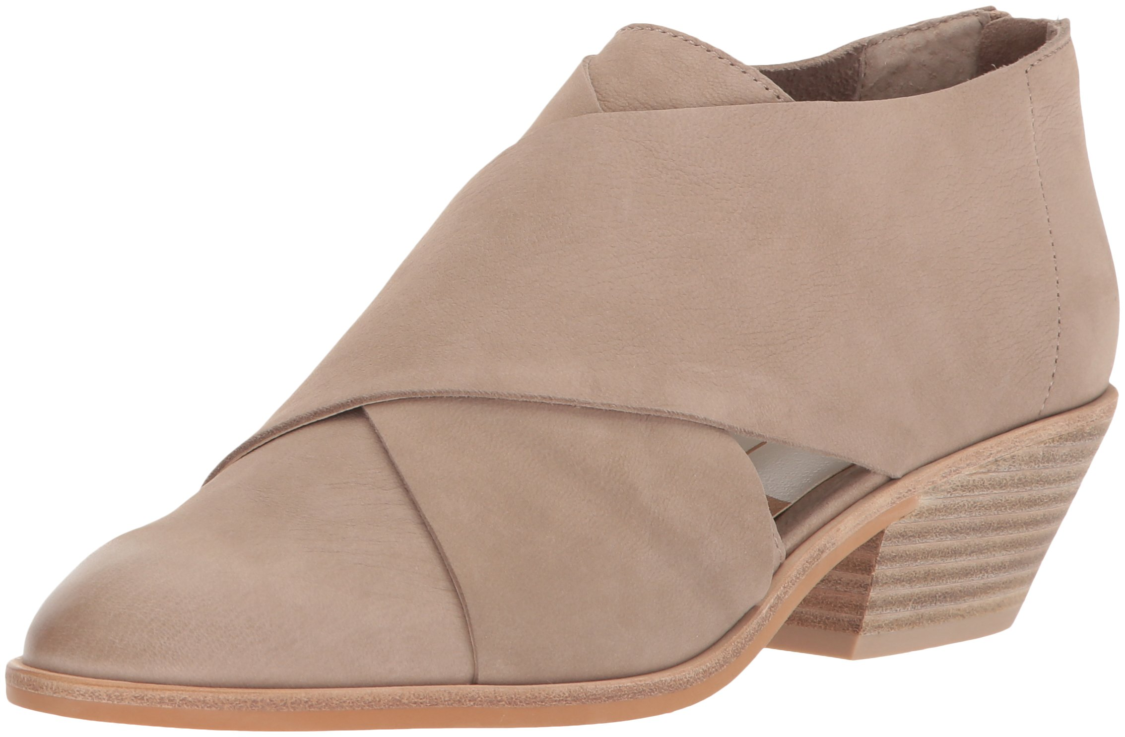 Dolce Vita Women's Loida Ankle Boot, Sand Nubuck, 6.5 M US