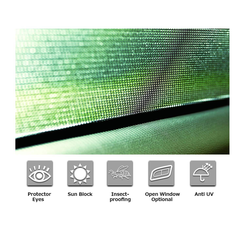 4 St/ück RUIYA Autofenster Sonnenschirm Angepasst f/ür 2013-2018 Octavia 3,Premium Auto Sun Shade f/ür vollen UV-Schutz