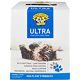 Dr. Elsey's Ultra Scoopable Multi-Cat Litter, 20 Lb, Dust-free, Hypoallergenic