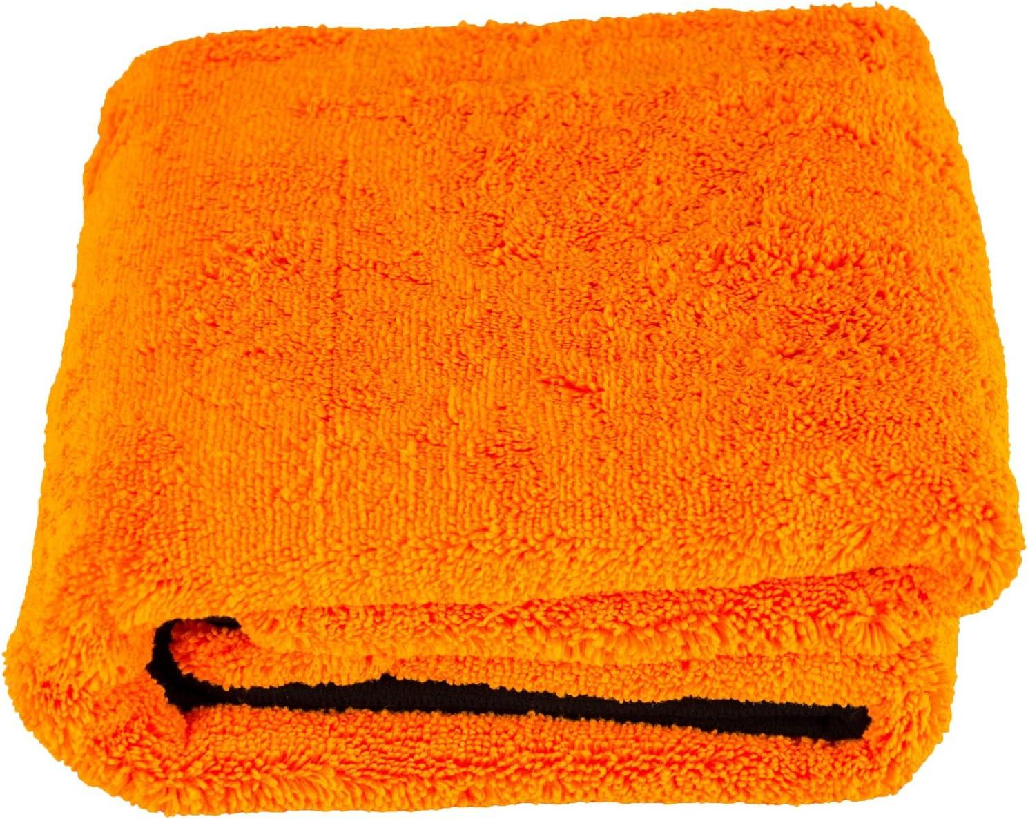 Liquid Elements Orange Baby Trockentuch 90 X 60 Cm Auto