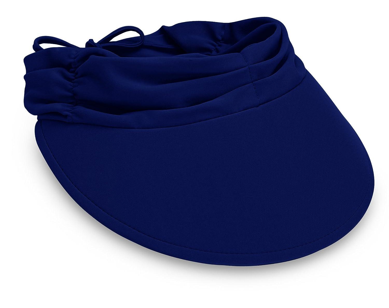 Wallaroo Hats Hut Käppi Aqua Visor - Sombrero para mujer