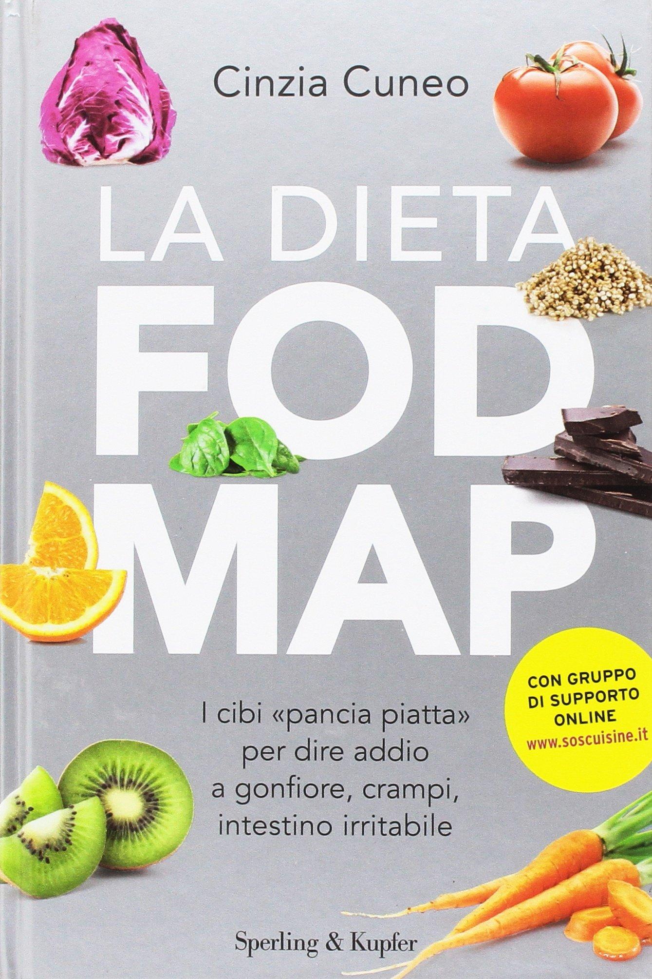dieta f o d m a p