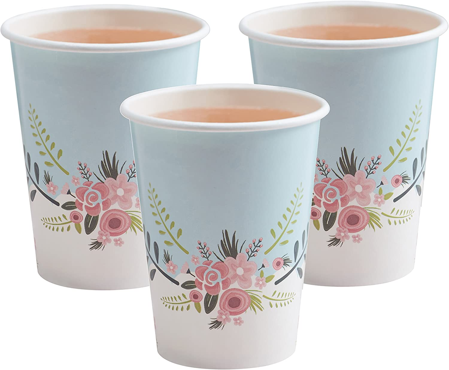 ASDA Blue Paper Cups   Online food shopping, Paper cup