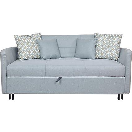 Surprising Amazon Com Overstock Furniture Convertible Sofa With Creativecarmelina Interior Chair Design Creativecarmelinacom