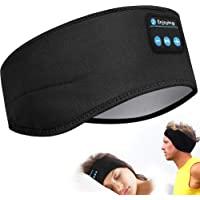 Lavince Sleep Headphones Bluetooth Sports Headband, Wireless Sports Headband Headphones with Ultra-Thin HD Stereo…