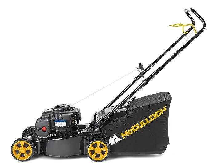 McCulloch M40-125 - Cortacésped (Cortacésped manual, 40 cm ...