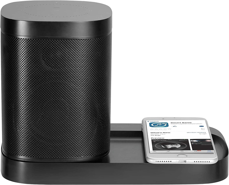Ynvision Wandhalterung Und Ablage Für Sonos One Sonos One Sl Und Sonos Play 1 1 Pack Elektronik
