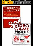 Earn Money Through Your Side-Hustle: Clickbank Marketing & YouTube Video Publishing (English Edition)