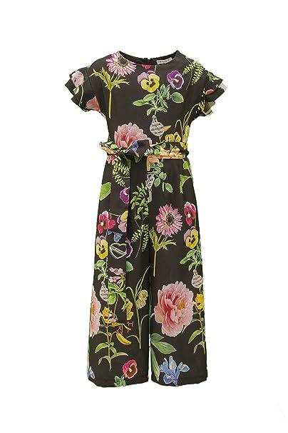 free shipping e5433 6bca0 Elsy Tuta 53480T29 Ragazza Nero 36: Amazon.it: Abbigliamento