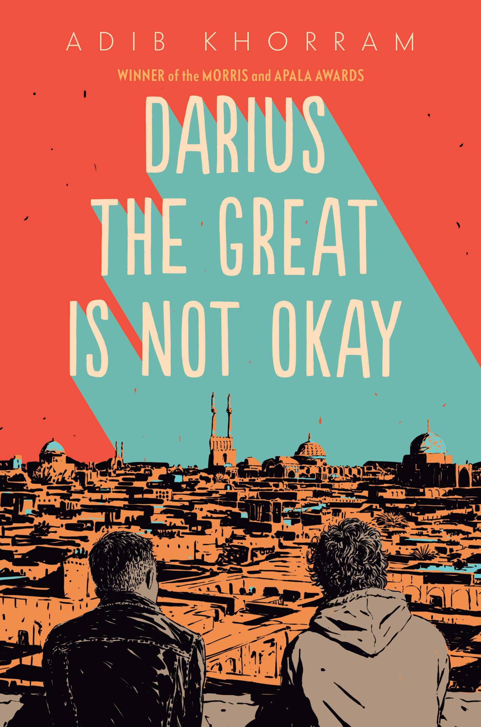Amazon.com: Darius the Great Is Not Okay (9780525552963): Khorram, Adib:  Books