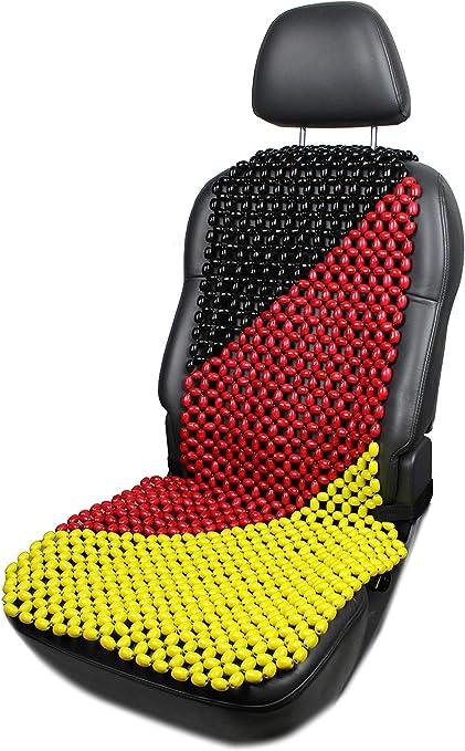 Lacy Wood Holzkugel Holzperlen Massage Sitzauflage Sitzbezug Sitzmatte Sitzaufleger Sitzbelüftung De Auto