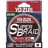 Yo-Zuri Superbraid 150 yd Floating Braid 30 lb Blue
