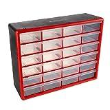 Storage Drawers-24 Compartment Organizer Desktop or