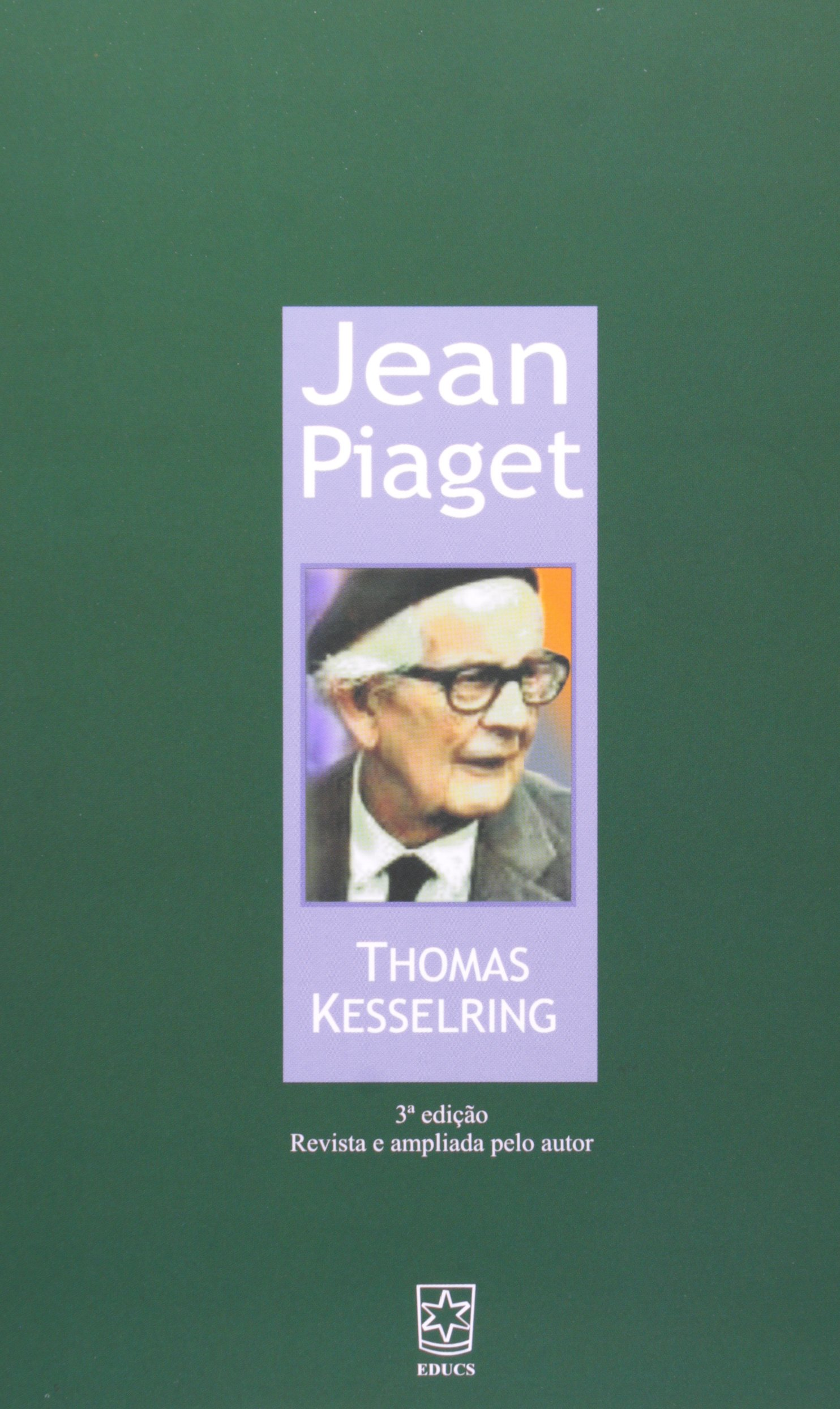c9e731154f5 Jean Piaget (Portuguese Brazilian) Paperback – 2008. by Thomas Kesselring  ...
