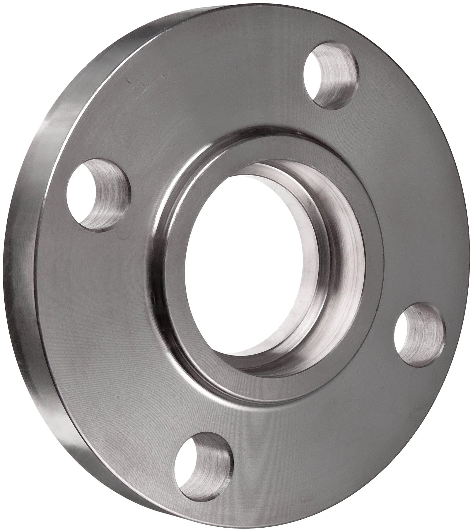 Stainless Steel 316/316L Pipe Fitting, Flange, Socket Weld, Class 150, 4'' Pipe Size