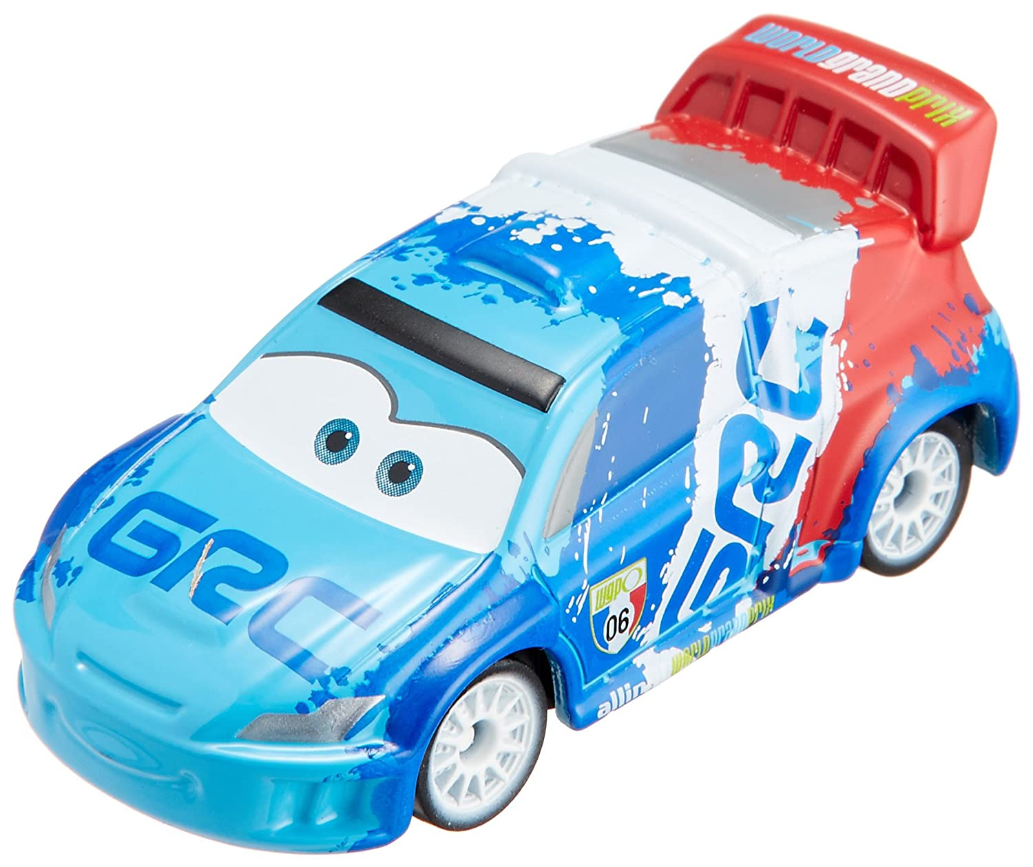 Amazon.com: Tomica Cars 2 C-19 Raoul Caroul [JAPAN]: Toys & Games