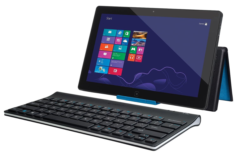 Logitech Tablet Keyboard FOR Android 3.0 920-004569 - Teclado: Amazon.es: Informática