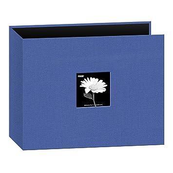 original beau lustre bons plans 2017 Pioneer Album classeur 3 anneaux tissu 30,5 x 30,5 cm, bleu ...