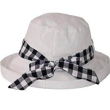 Dazoriginal Sombrero de Cubo Pamelas Playa Mujer Plegable Sombrero de Sol  Verano 996c945d2fc