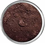 Coffee Loose Powder Mineral Matte Multi Use Eyes Face Color Makeup Bare Earth Pigment Minerals Make Up Cosmetics By MAD Minerals Cruelty Free - 10 Gram Sized Sifter Jar