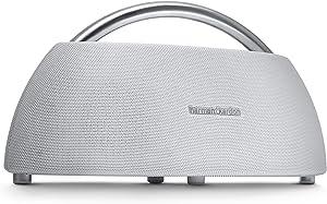 Harman Kardon Go+Play Mini 2 - Portable Bluetooth Speaker - White