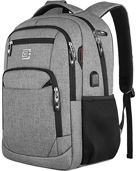 Amazon.com: Mochila para ordenador portátil, para viajes de ...