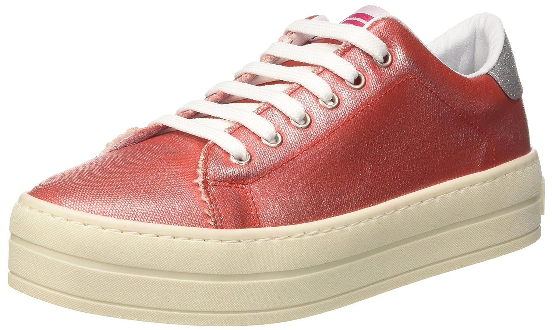 Fornarina Maxi, Zapatillas para Mujer 41 EU Rosso (Rosso)