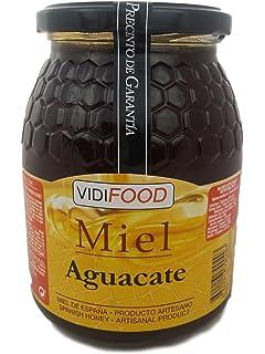 Miel Pura de Flor de Naranjo o Azahar Producida en España con ...