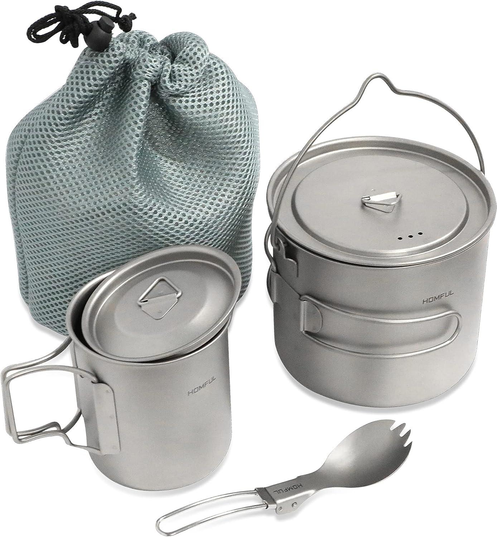 best open fire cooking pots