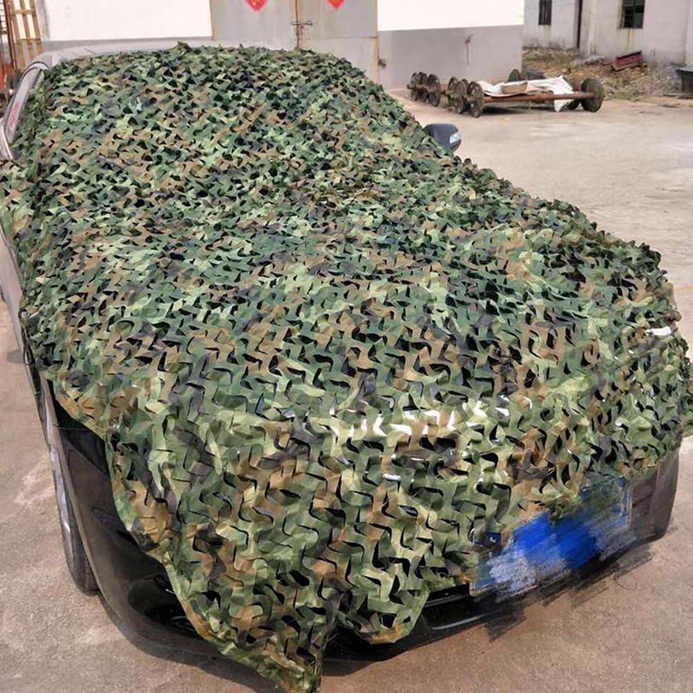 XUE Tarnnetz 1,5x2.5M f/ür die Jagd Camouflage Netz f/ür Bundeswehr Sniper Armee Fotografie Sonnenschutz Deko Milit/är Garten