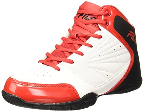 0ee9970c0ce0 Fila Men s Player 2 Basketball Shoes  Buy Online at Low Prices in ...