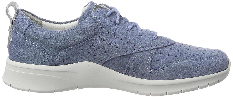 Sioux Damen Damen Sioux Liduma-700-Xl Sneaker, Blau (Light-jeans) 07a102