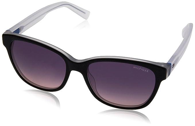 Tommy Hilfiger TH 1363/S O9, Gafas de Sol Unisex-Adulto, Black