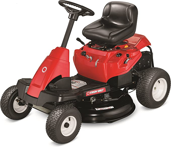 Troy-Bilt 382cc Neighborhood Riding Lawn Mower - Compact