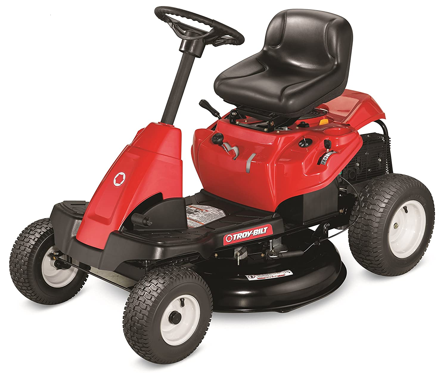 Troy-Bilt's 382cc 30-Inch Premium Neighborhood Riding Lawn Mower