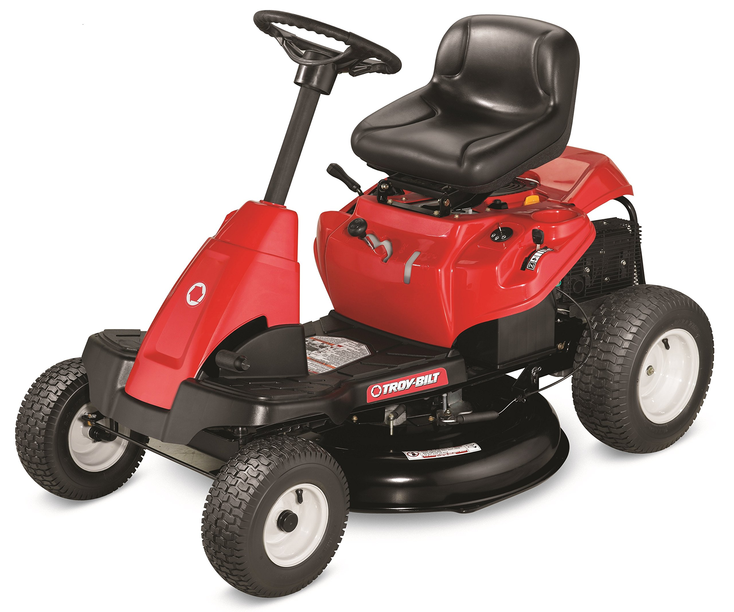 MTD lawn mowers: review, features, reviews 95