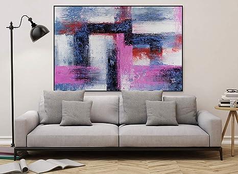 Kunstloft® Extraordinario Cuadro al óleo Symmetry of The ...