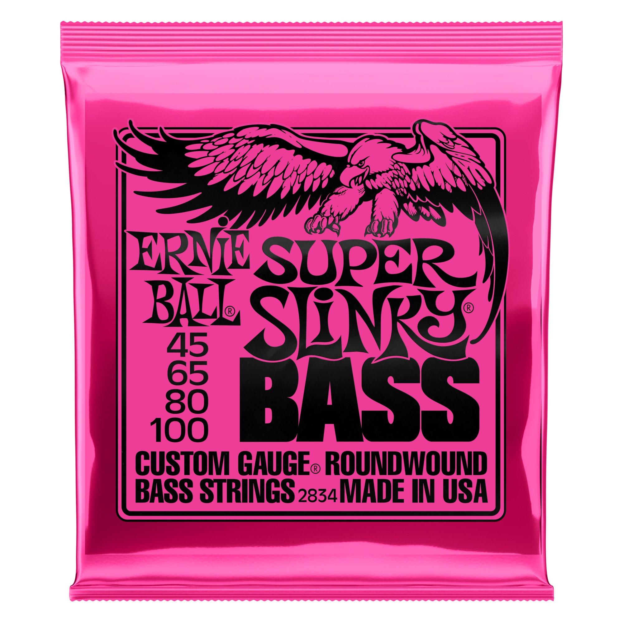 Ernie Ball P02834 Cuerdas De Bajo product image