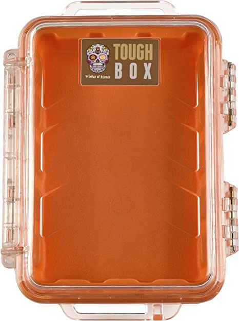 Limitless Equipment - Caja de policarbonato impermeable Tough Box ...