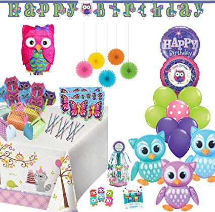 10 Cute Owl Boxes Toy Loot//Party Bag Lunch Wedding//Kids Food Meal Bird Animal