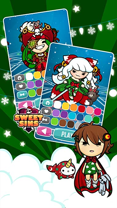 Sweet Sins: Kawaii Christmas