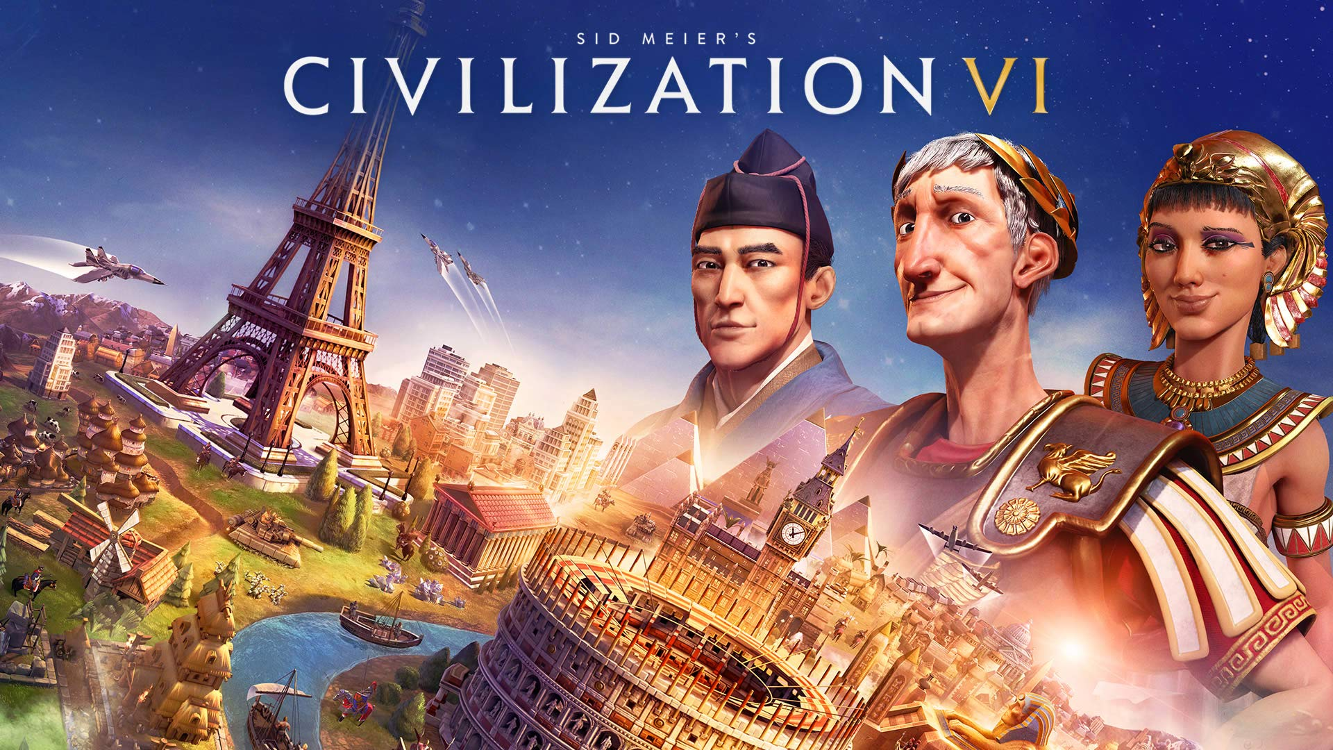 Sid Meier's Civilization VI - Nintendo Switch [Digital Code]
