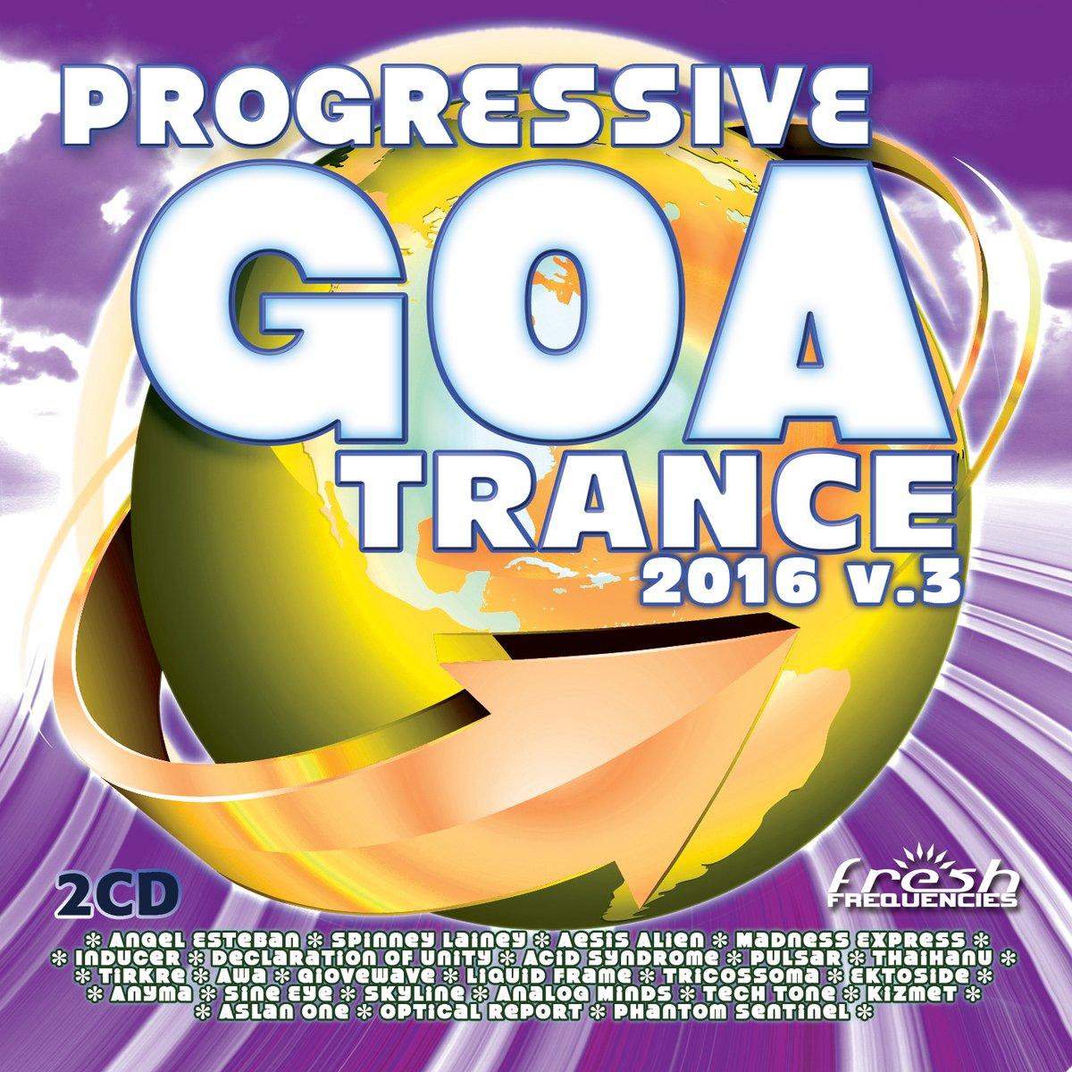 Progressive Goa Trance 3 [2016]