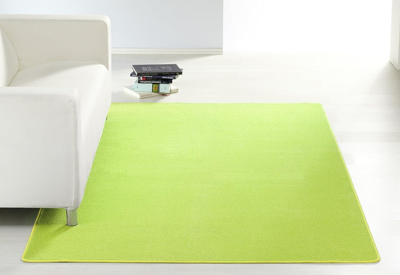 HANSE Home 101149 Uni Teppich 160 x x x 240 cm, grün efd7a3