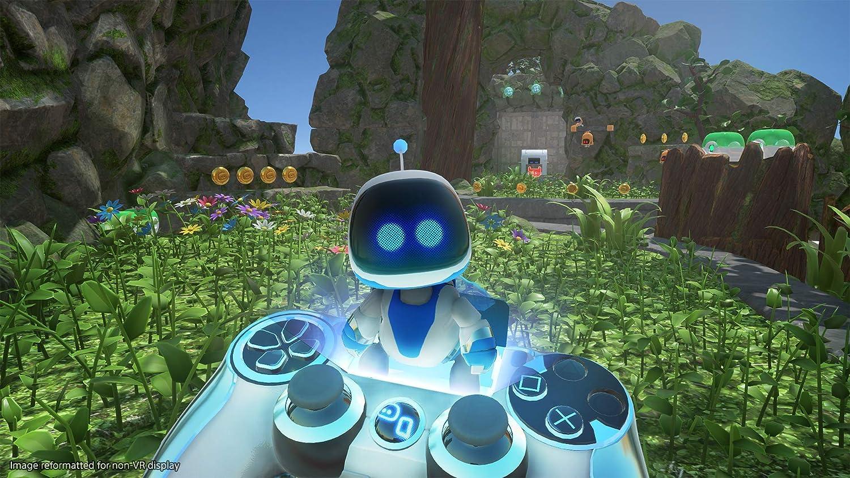 Amazon com: ASTRO Bot Rescue Mission - PlayStation VR