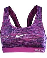 Nike Pro Classic Padded Reflect Women's Sports Bra