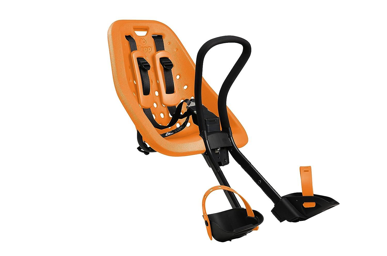 Thule Yepp Mini Child Bike Seat Orange 12020104