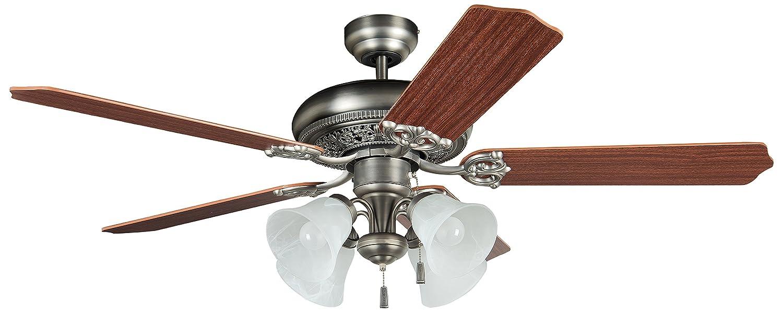 ceiling traditional blade majestic indoor fan ellington zm bronze fans craftmade aged