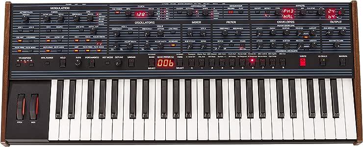 Dave Smith Instruments OB-6 6 Voice Analog Synthesizer
