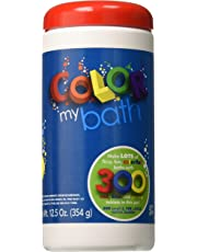 Color My Bath 300-Piece Color Changing Bath Tablets